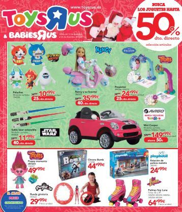 Catálogo Toysrus