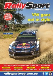 RallySport Magazine December 2016
