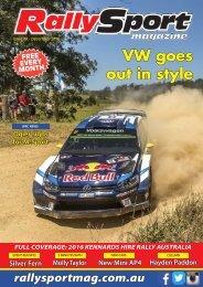RallySport Magazine December 2016