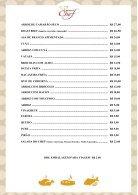 Cardápio Barraca do Chef - Page 7
