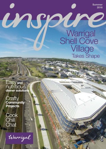 Warrigal Shell Cove Village