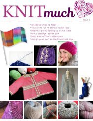 KNITmuch | Issue 03