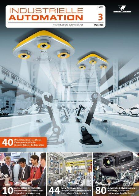 Industrielle Automation 3/2016