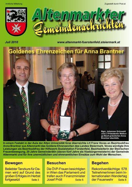 Frauen in Hartberg-Frstenfeld - Thema auf rematesbancarios.com