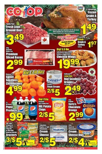 Clarenville Co-op Dec 15