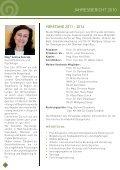 JAHRESBERICHT 2010 - Krebshilfe Burgenland - Seite 4