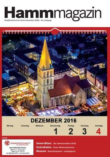HammMagazin Dezember 2016