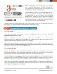 COLOR TRENDS - Page 2