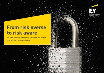 From risk averse to risk aware