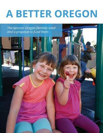A-Better-Oregon-Report