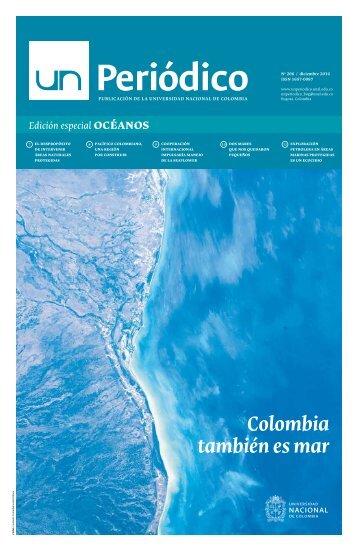 Colombia también es mar