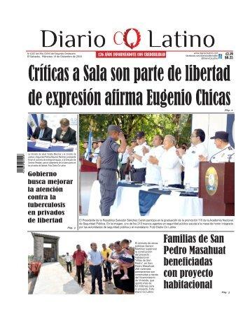 Edición 14 de Diciembre de 2016