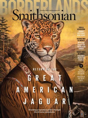 Smithsonian - October 2016