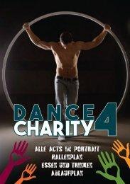 Dance4Charity 2016 - Das Magazin zum Showabend