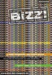 """Manche nennen es """"GlamJazz"""", andere eine - Bizz! Das Magazin"""