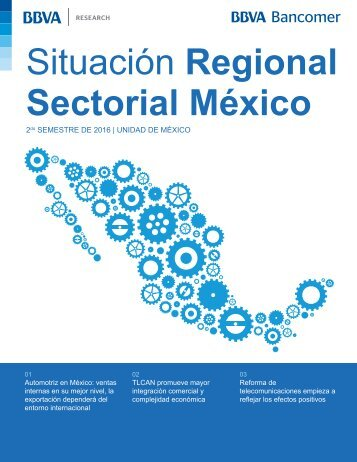 Situación Regional Sectorial México