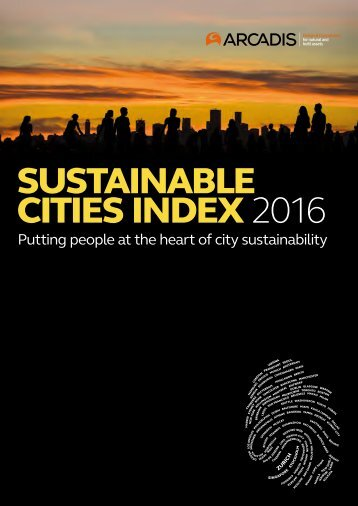CITIES INDEX 2016