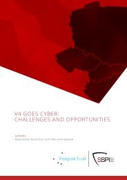 V4 GOES CYBER CHALLENGES AND OPPORTUNITIES