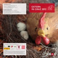 OSTERN IN GRAZ 2012 - Graz Tourismus