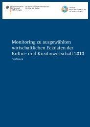 PDF: 415,3 KB - Initiative Kultur- und Kreativwirtschaft