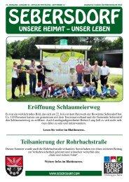 Gemeindezeitung September 2012 - Gemeinde und ...