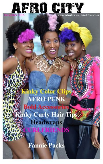 Afro City Magazine Dec. 2016