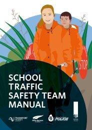 SCHOOL TRAFFIC SAFETY TEAM MANUAL