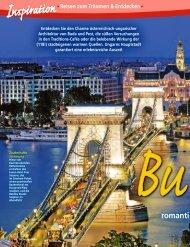 Spätsomme romanti schen Donau - Ungarn