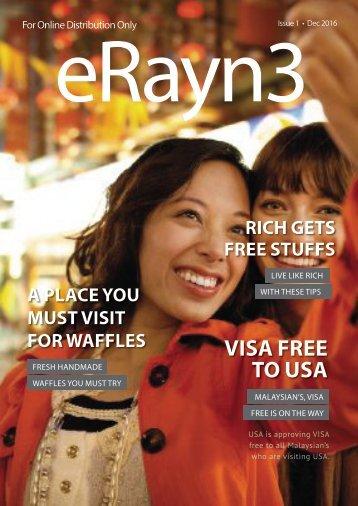 eRayn3 Issue 1