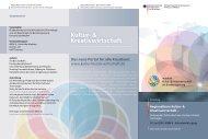 Kultur- & Kreativwirtschaft - Initiative Kultur- und Kreativwirtschaft