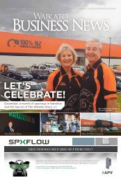 Waikato Business News December 2016/January 2017