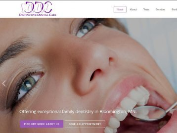 Bloomington Dentist | Dental Clinic MN  - Distinctive Dental Care