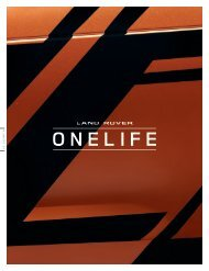 Land Rover ONELIFE 33 - IT