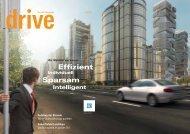 Effizient Sparsam - ZF Friedrichshafen AG