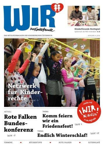 WIR Ausgabe 4/2016