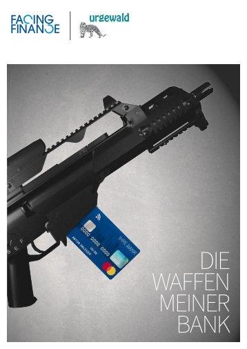 Die Waffen Meiner Bank