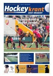Hockeykrant Oost-Brabant Najaar 2016