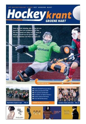 Hockeykrant Groene Hart Najaar2016
