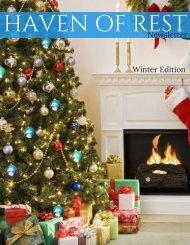 Haven of Rest - Winter Newsletter