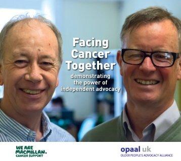 Facing Cancer Together