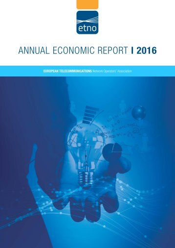 Annual economic Report I 2016