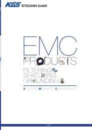Katalog Kitagawa - EMC produkty
