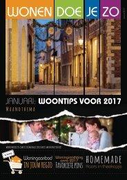 WonenDoeJeZo Zuid-West Nederland, #januari 2017
