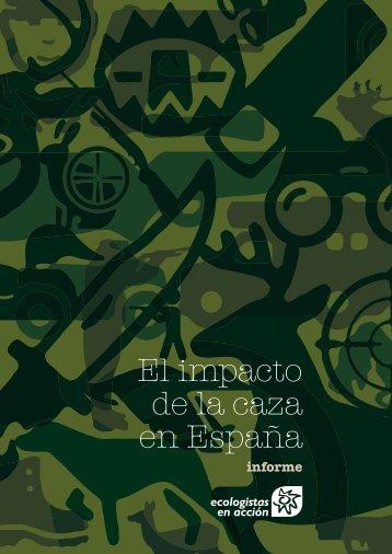 de la caza en España