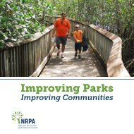 Improving Parks
