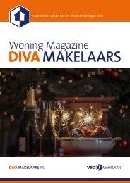 DIVA Woningmagazine, #2 december 2016