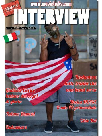TRAKS INTERVIEW #2