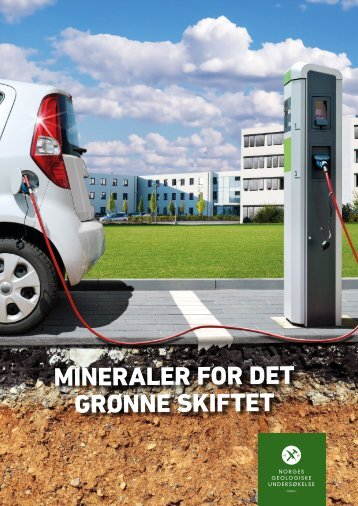 MINERALER GRØNNE SKIFTET