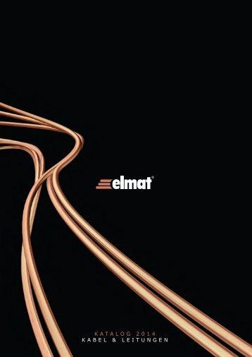 ELMAT_Katalog_Kabel-Leitungen_2014_DE