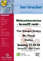 Der Uracher KW 50-2016